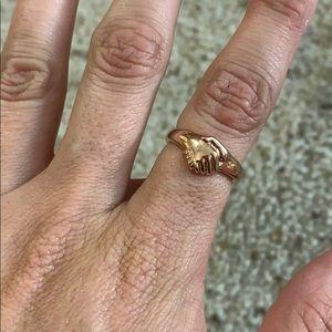 Pandora Jewelry - Pandora rose gold women empowerment ring